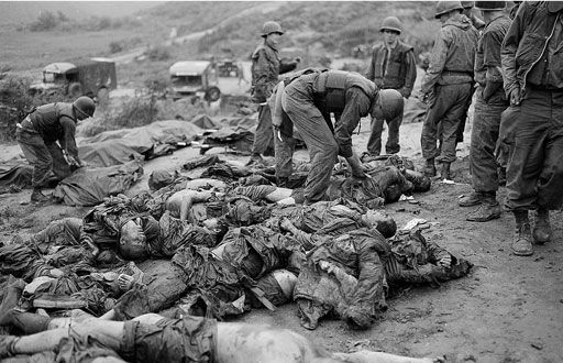 Welcome ~Lucy's~ to the Truth: Truth about War in Korea 1950 - 1953