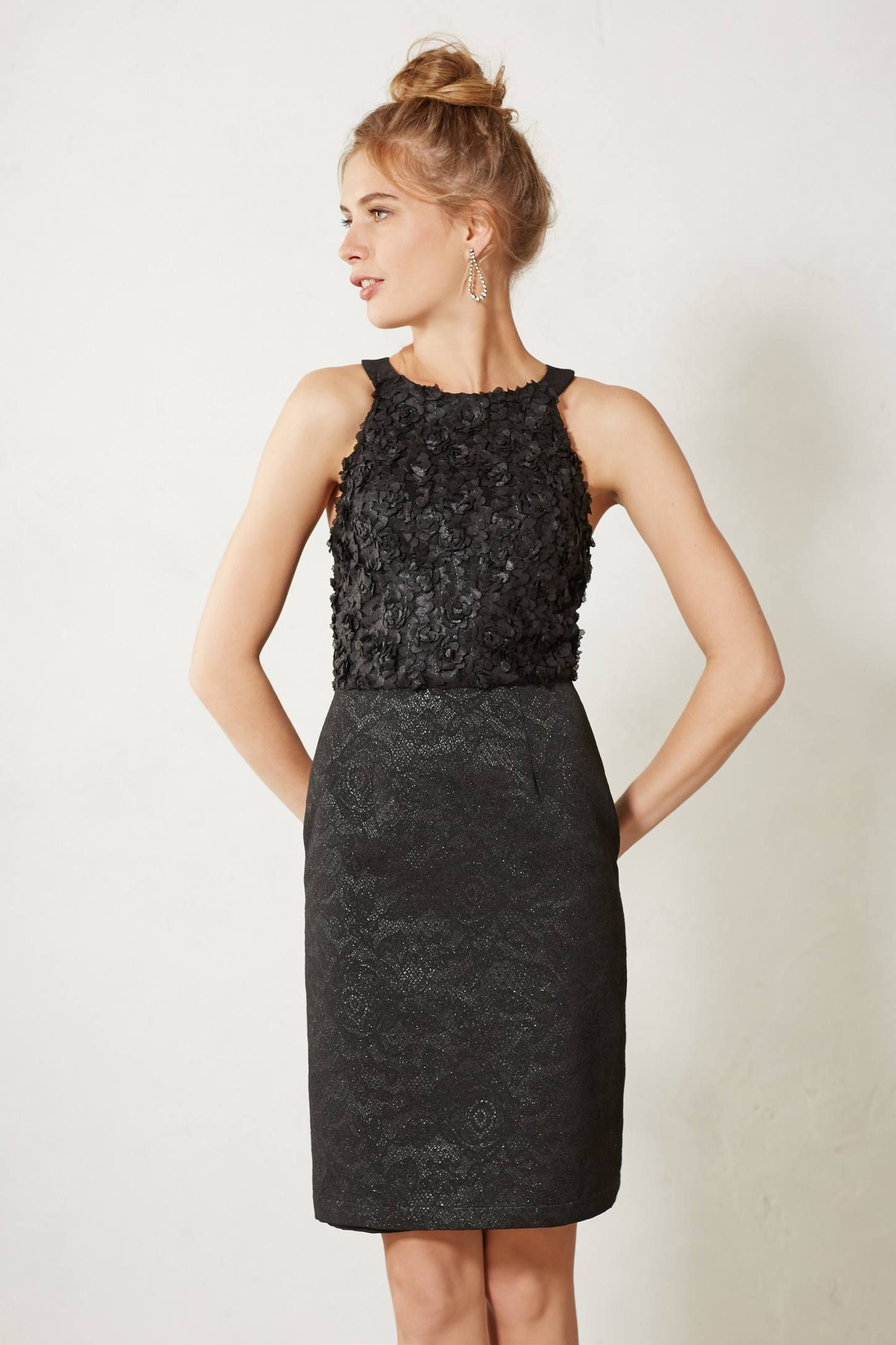 8214f2690c47 Rosebud Pencil Dress | Oh, Audrey. | Pencil dress, Dresses ...