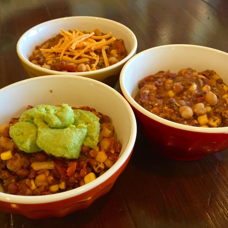 4-Bean Vegan Chili