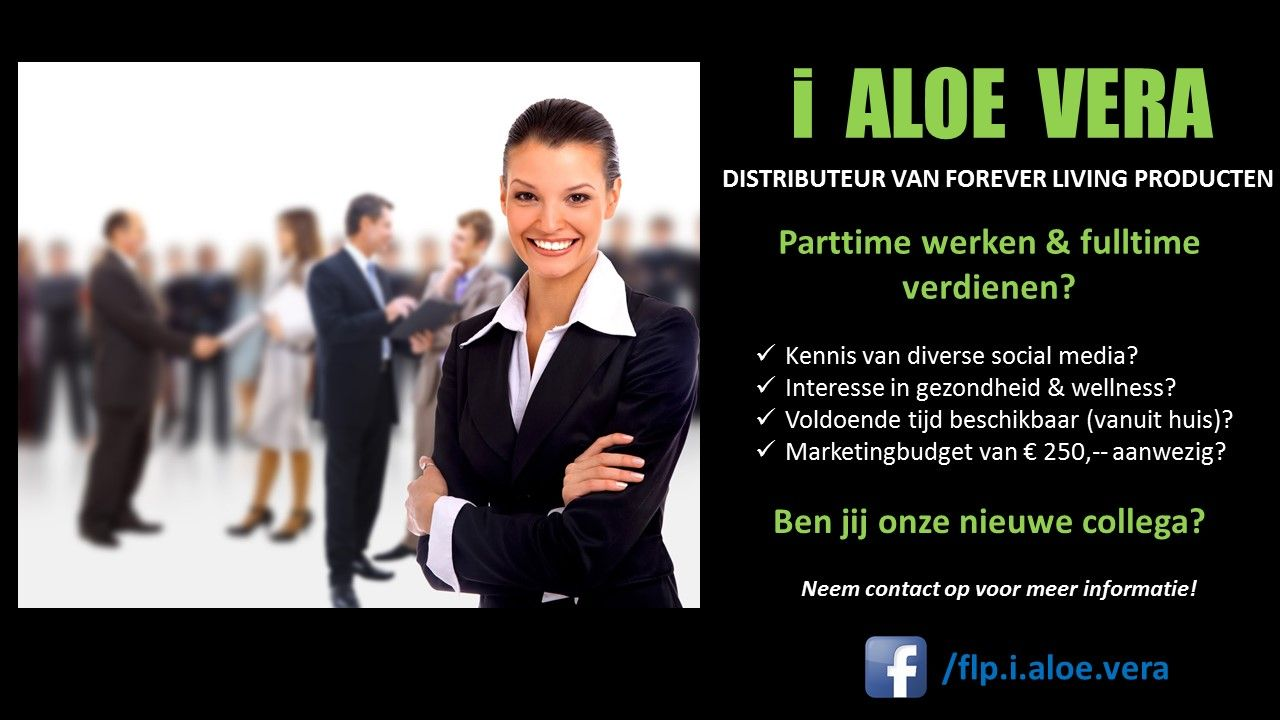 Join us at http://i-aloe-vera.flp.com/join.jsf Select your language and home-country and join us for free! Start working from home and earn online money!
