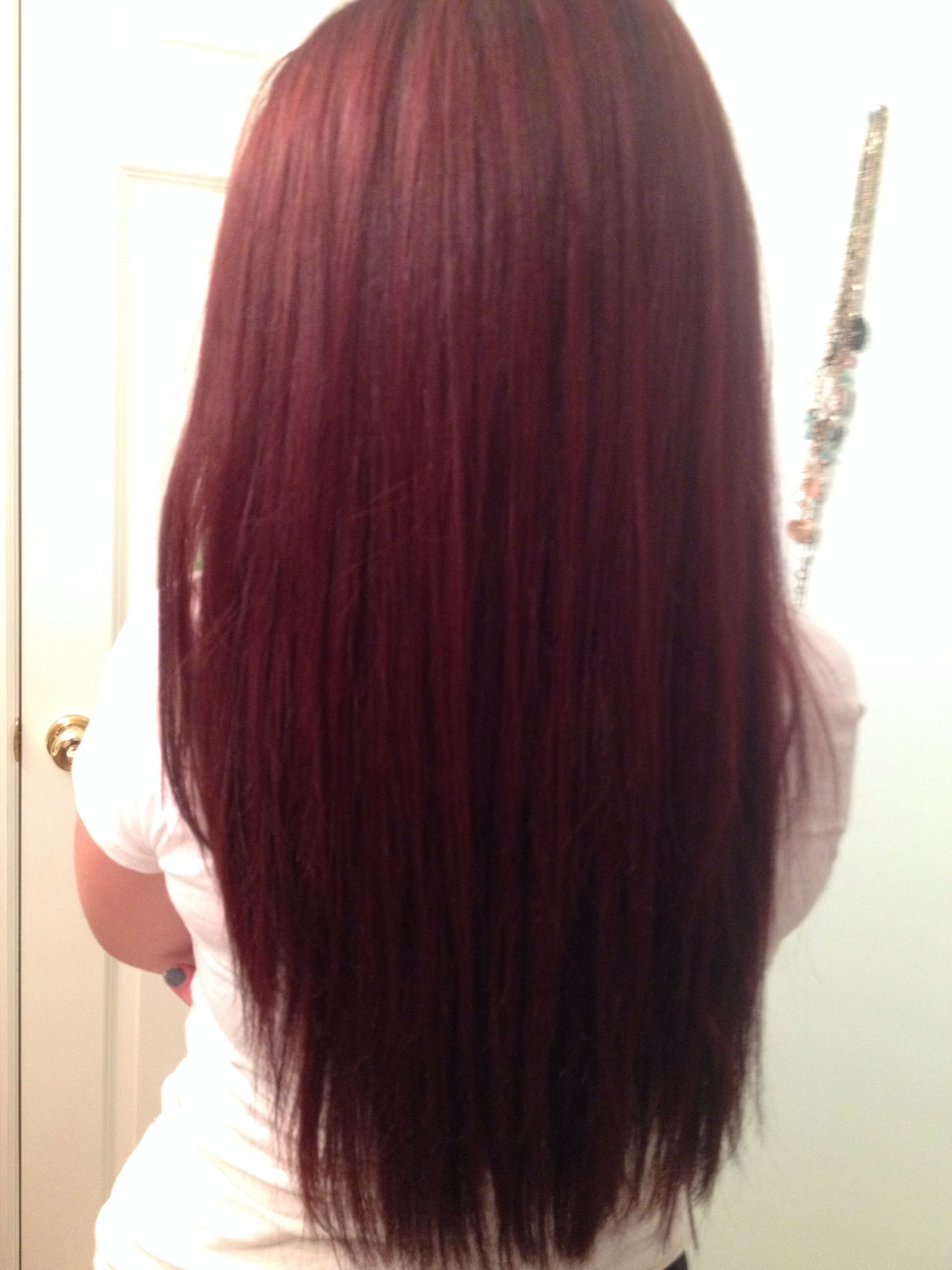 Fantastic Cherry Hair Color By Dark Black 18 Gorgeous Colours That Don T