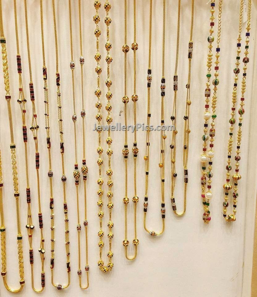 Pin By Amna Qureshi On Jewellery Gold Chain Design Gold