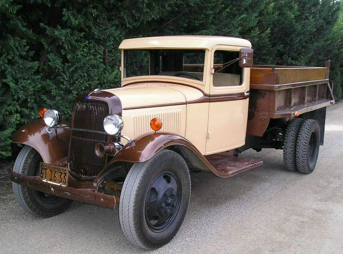 1934 ford dump truck for sale in california