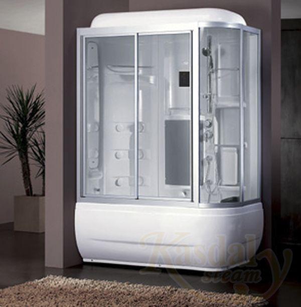 Wet steam sauna machine indoor steam bath generator steam sauna $500 ...