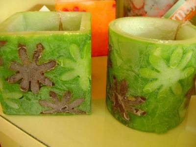 celina chahla velas aromaticas parafinaesencias aromaticascolorantes artesanal