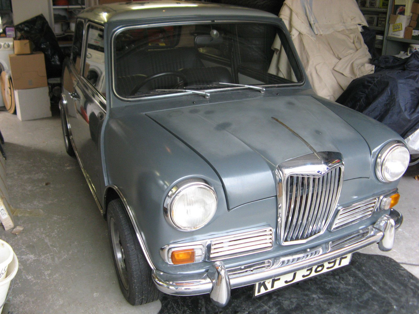 TAX EXEMPT 1967 MINI RILEY ELF CLASSIC CAR | eBay | Riley Elf ...