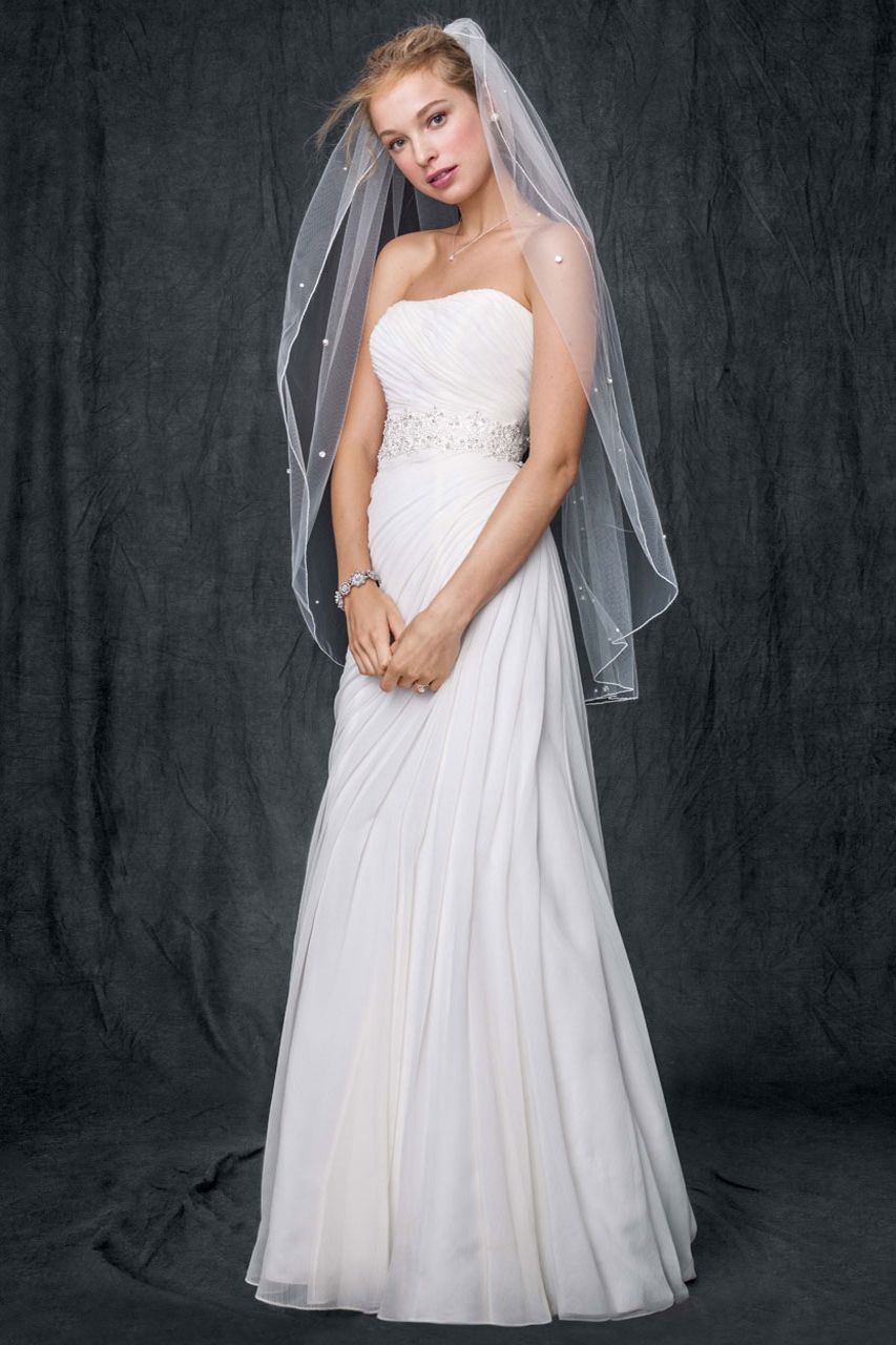 Gown by davidus bridal collection wedding ideas pinterest