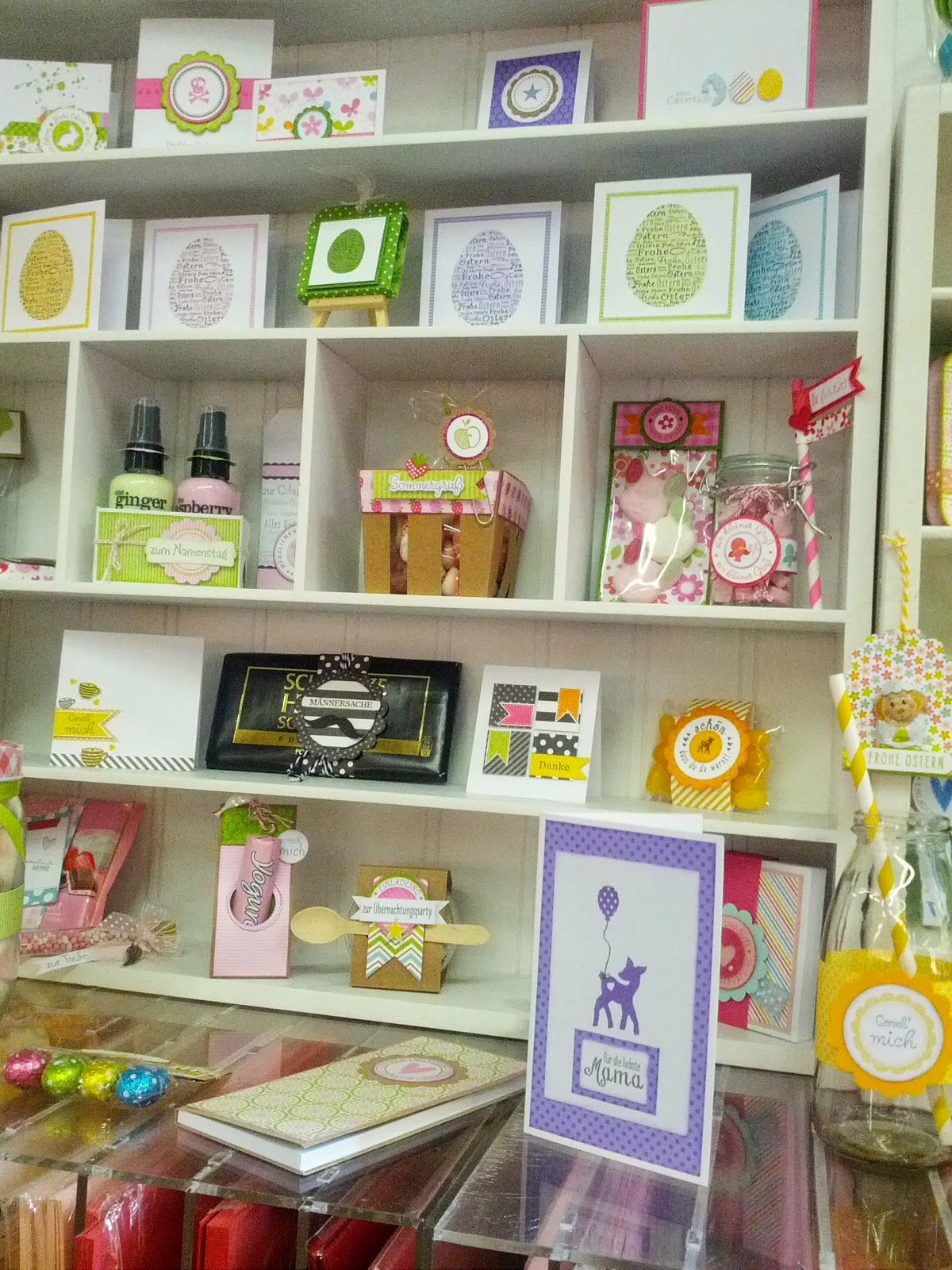 heldentat- cake pops and more: Creativa 2015