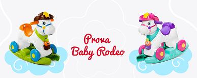 Diventa Tester Baby Rodeo con Chicco