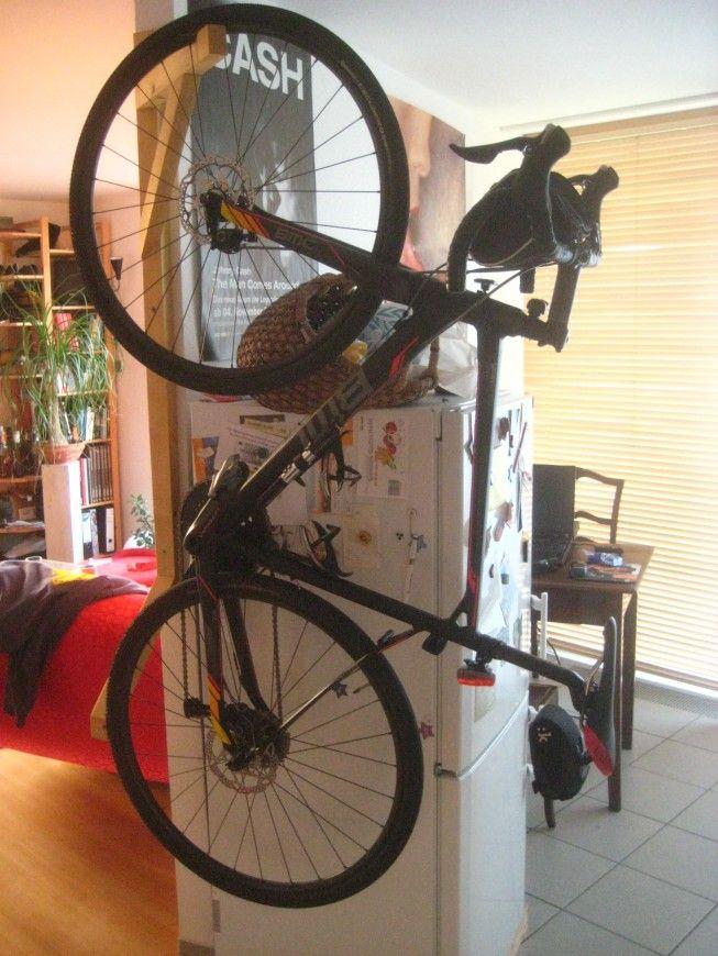 wo bewahre ich mein rad auf fahrrad fahrrad. Black Bedroom Furniture Sets. Home Design Ideas