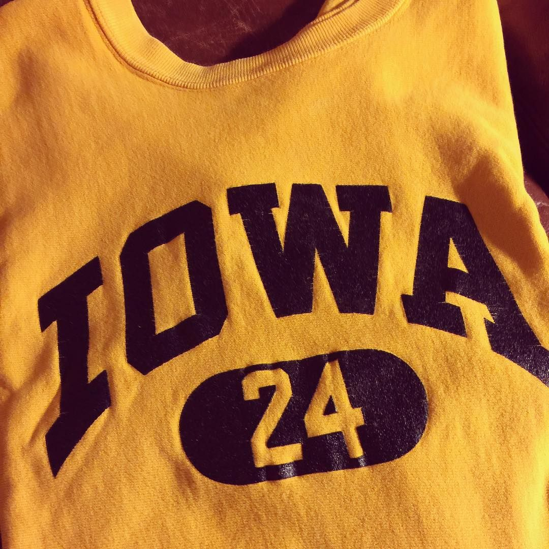 Vintage Iowa State 24 Gold Champion Sweatshirt Unisex L Xl Champion Sweatshirt Sweatshirts Branded Sweatshirts [ 1080 x 1080 Pixel ]