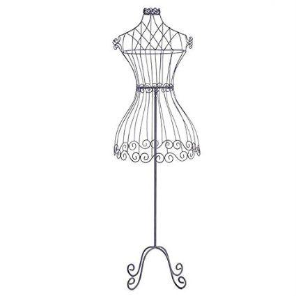 HUGE WIRE DRESSMAKERS DUMMY NEW 150cm bust mannequin manikin torso ...