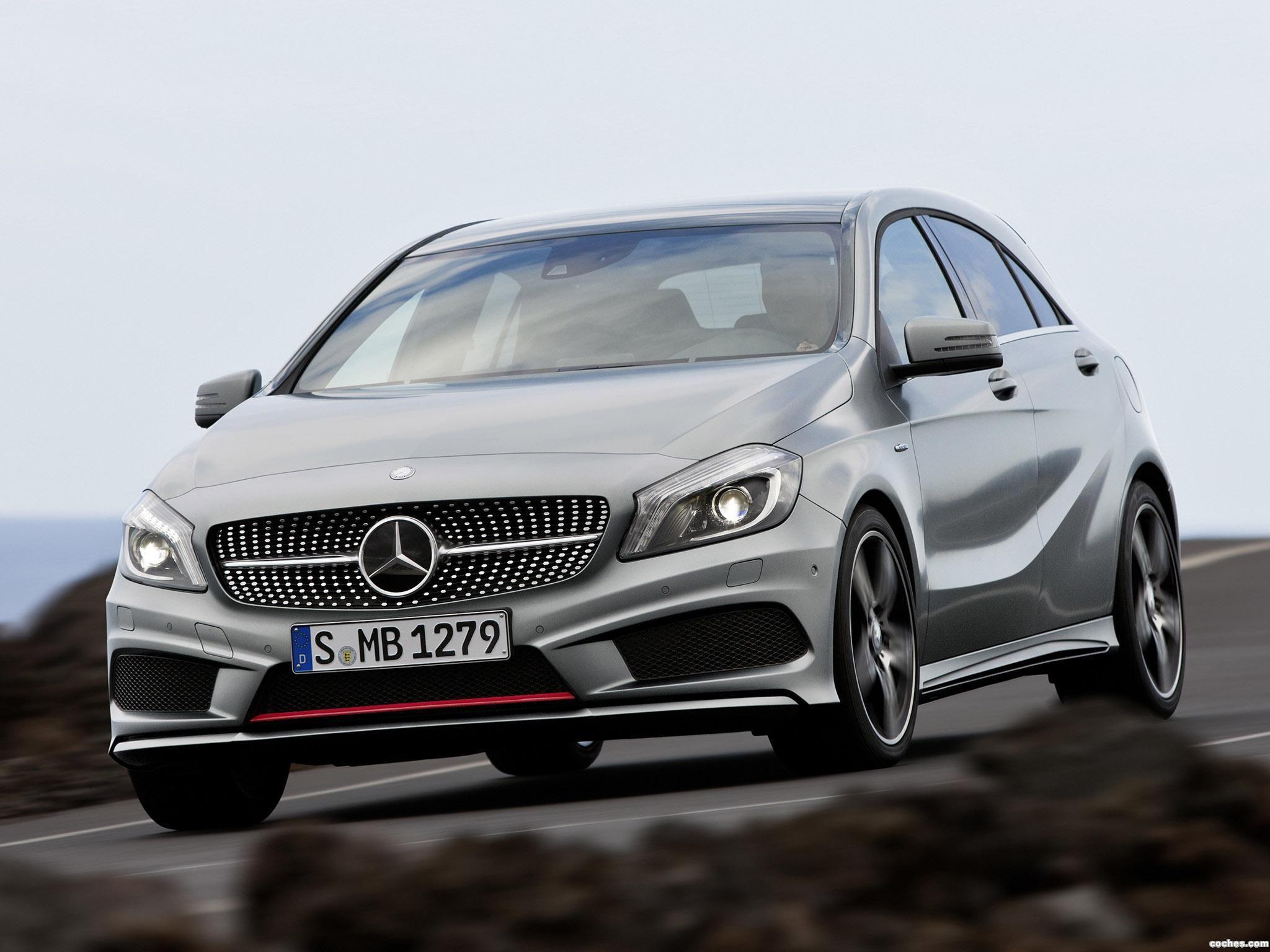 Mercedes clase a a250 2012