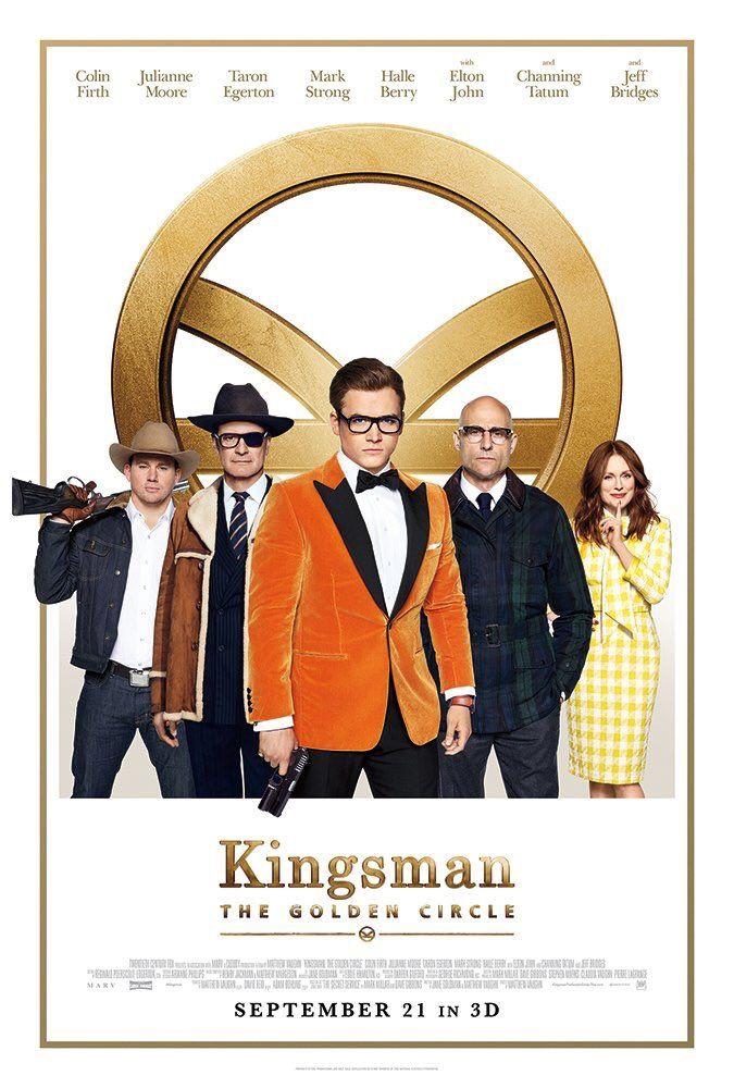 Kingsman 2 Kingsman The Golden Circle Watch Kingsman Film Kingsman