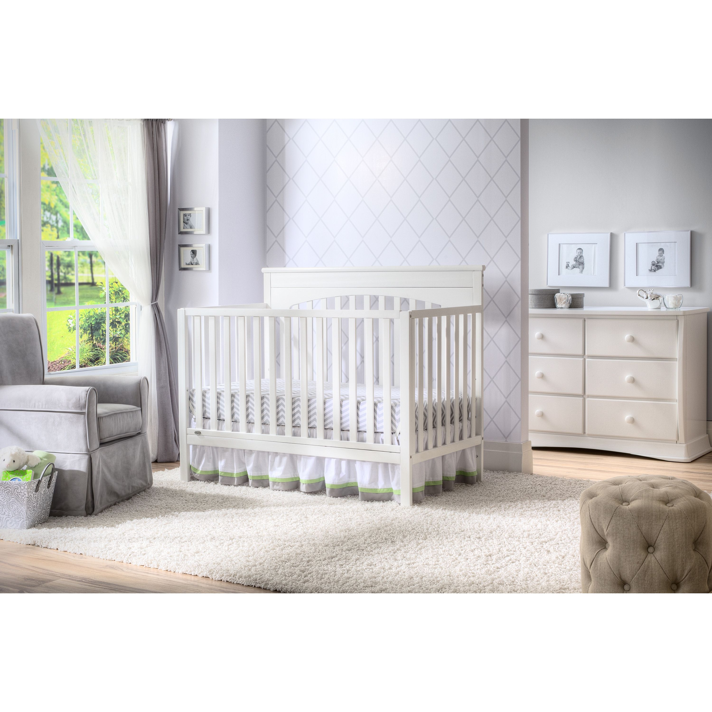 drawers combo raw in daphne baby and i with white crib afg changer