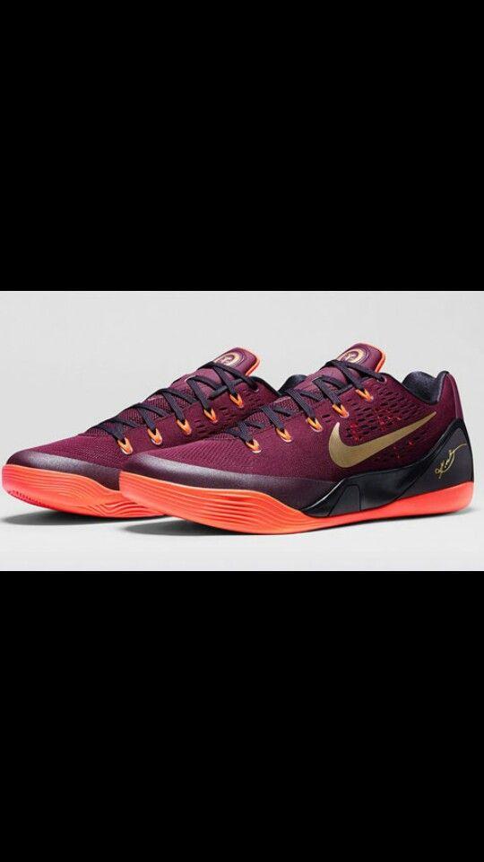 big sale 672b3 aea41 ... Nike. Kobe 9 Deep Garnet