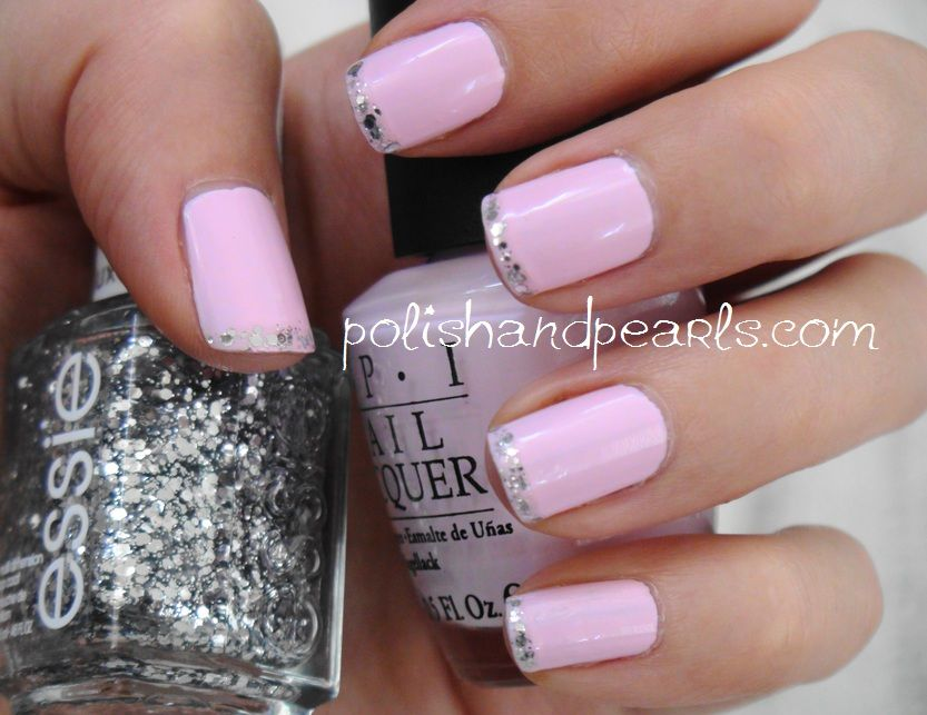 essie luxe effects silver opi mod about you swatch review | Kelz ...