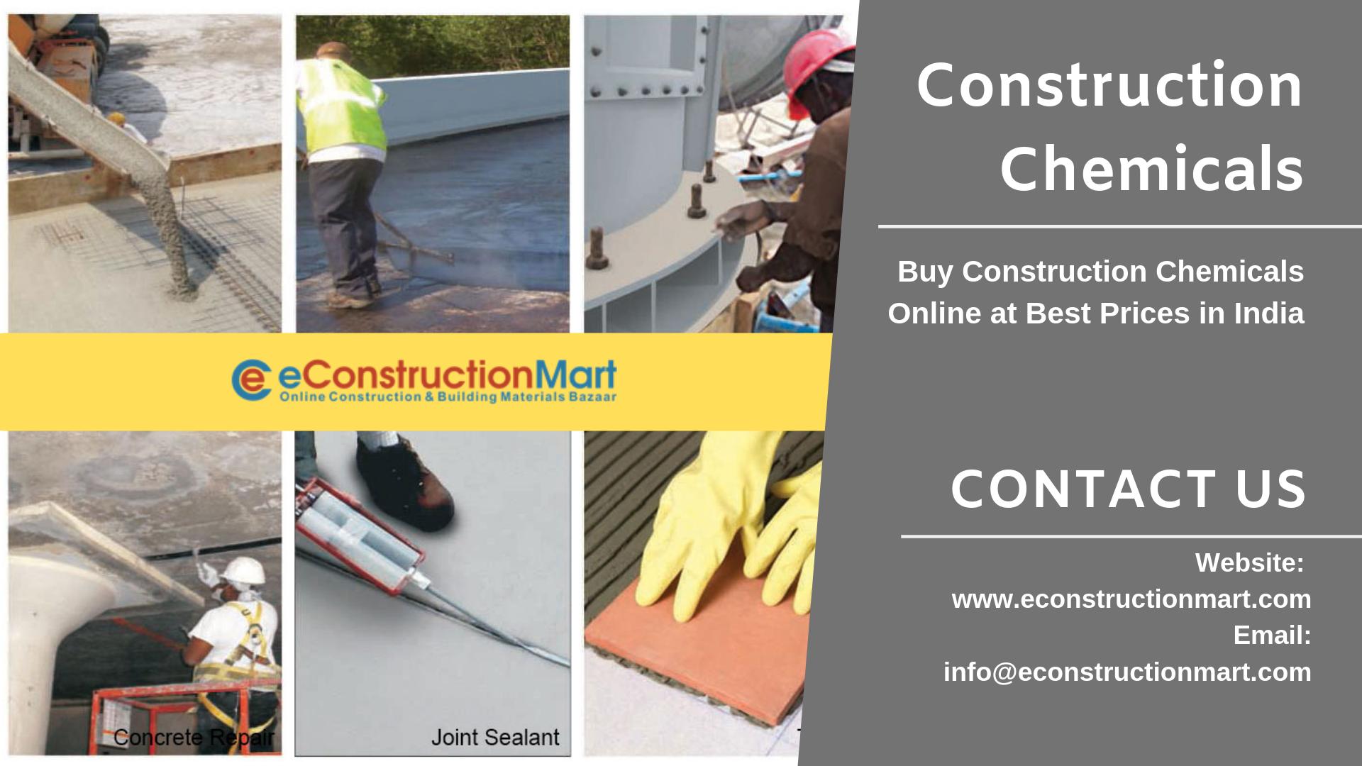 Construction Chemicals Online Construction New Construction Construction Materials