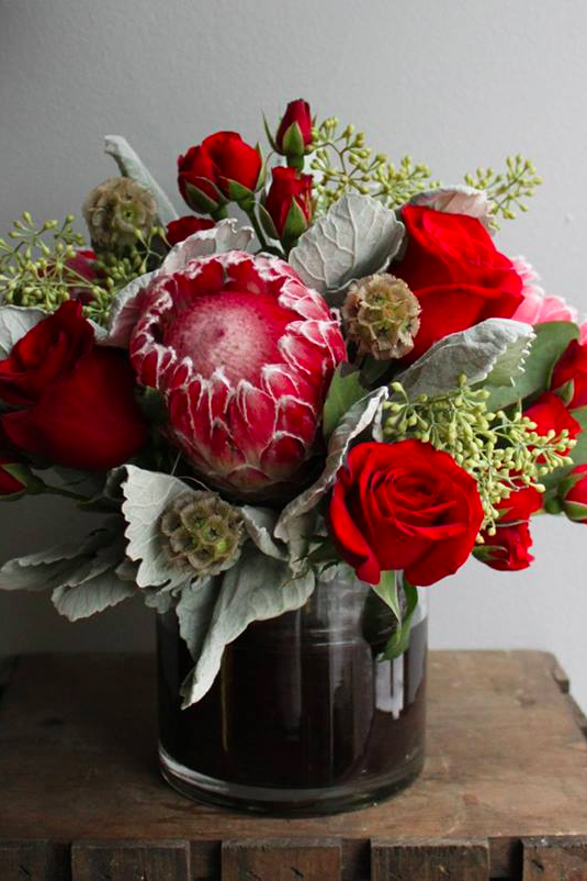 23 unique valentines day flowers ideas | flowers, Ideas