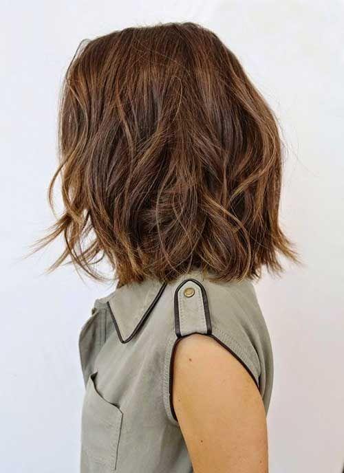 Kurzhaarfrisuren fur sehr dickes haar