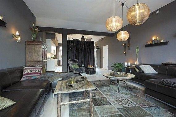 22 Stylish Scandinavian Living Room Design Ideas   Scandinavian ...