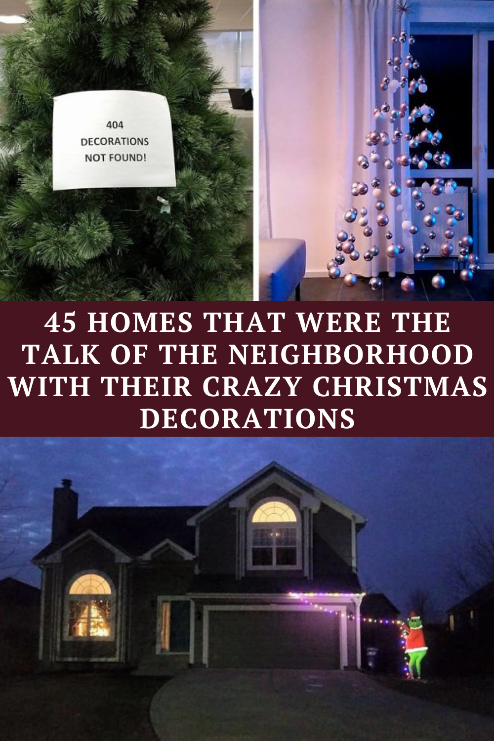 45 Homes That Were The Talk Of The Neighborhood With Their Crazy Christmas Decorations In 2020 Funny Corny Jokes Corny Jokes Terrible Jokes