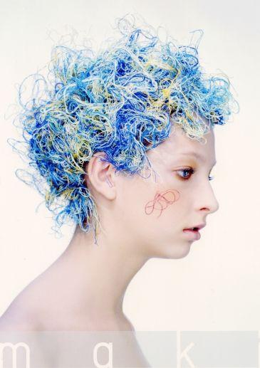 作品 実績 計良宏文 Shiseido Top Hair Makeup Artist 髪型画像