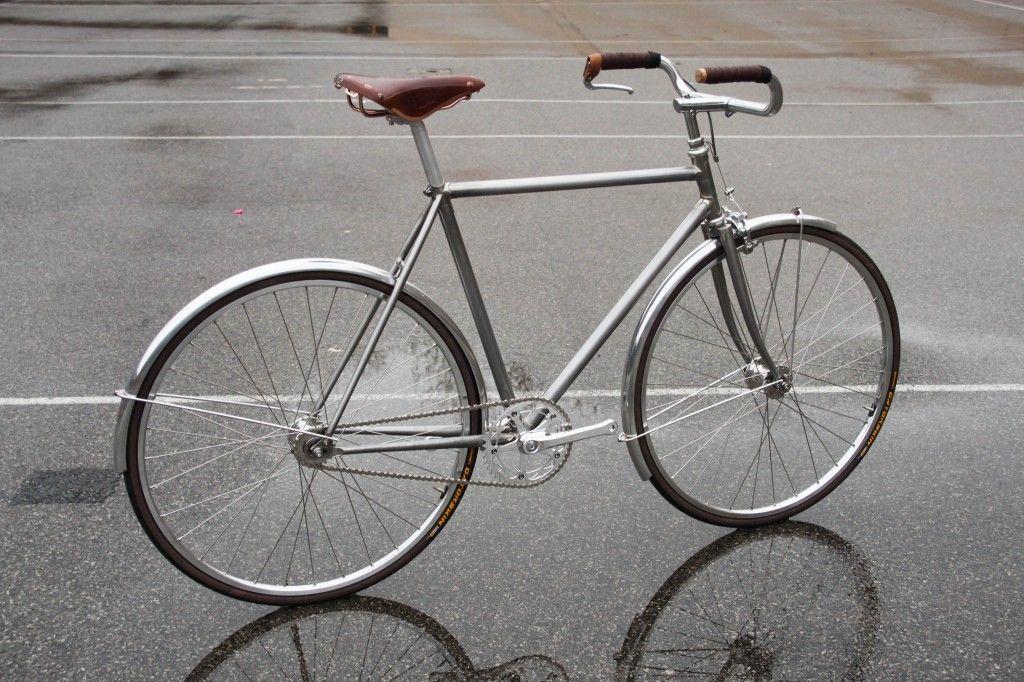Stainless Steel Mile Muncher – I love this bike! | fixie | Pinterest ...