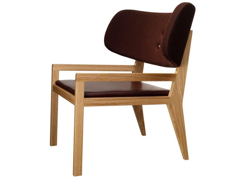 Upholstered armchair CARTOON SWEDESE MÖBLER AB chair Pinte