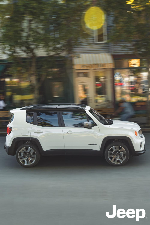 2020 Jeep Renegade Small SUV in 2020 Jeep renegade