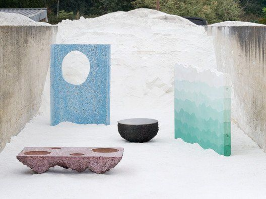 Studio Ossidiana Translates Elements of Persian Gardens Into Lively Materials Exhibition https://t.co/ojKkPb6HDF via PaigeStainless