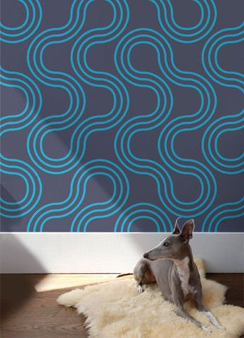 Aimee Wilder Brings Quirky Designs To High End Designer Wallpapers Furnishing Fabrics From NYC The World