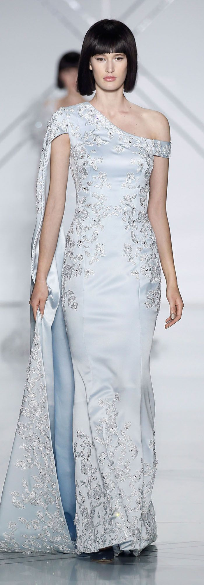 Ralph u russo spring summer collection robe soirée