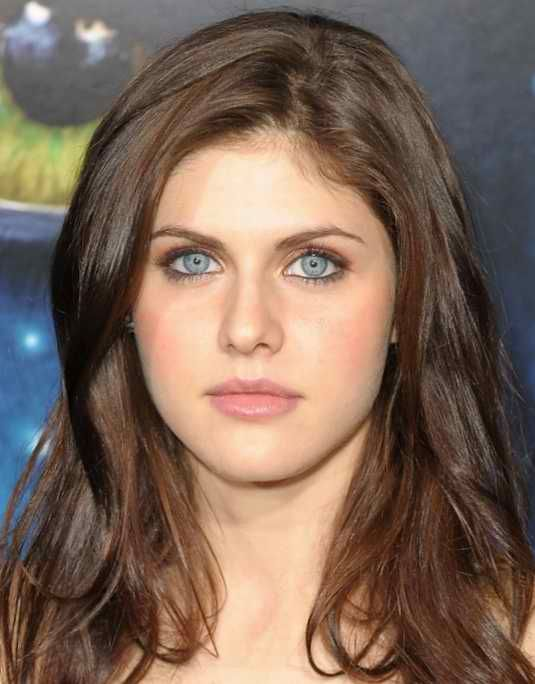 She Has The Most Beautiful Bleu Eyes In World Alexandra DaddarioBeautiful