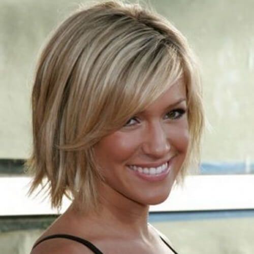 Easy Short Haircuts For Thick Straight Hair Hairstyles Short