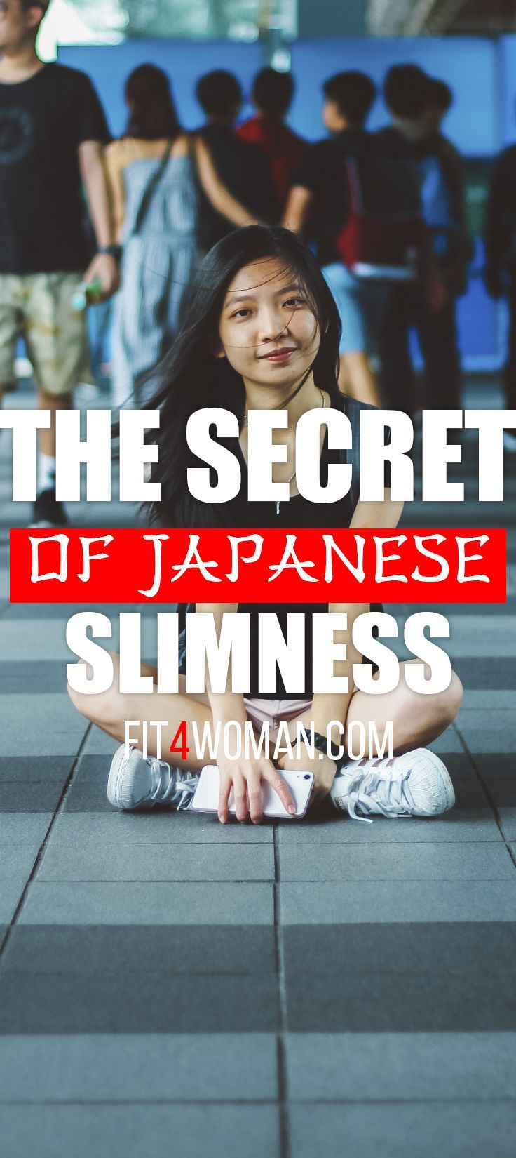 How to lose weight for teens? Japanese know the secret! -  Japanese don't even use diet plans, they...