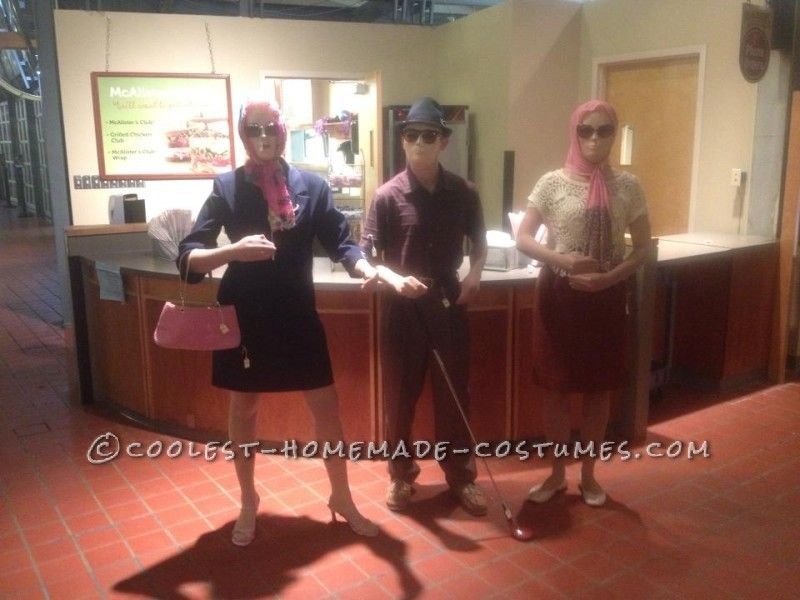 Awesome Group Costume Idea Mannequin Shenanigans Costumes, Cheap - cheap funny halloween costume ideas