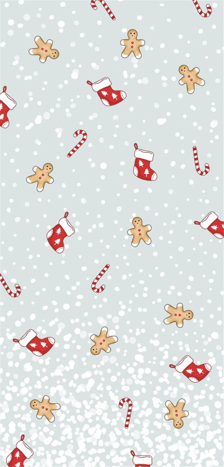 60 Simple Yet Cute Christmas Wallpaper You Must Have This