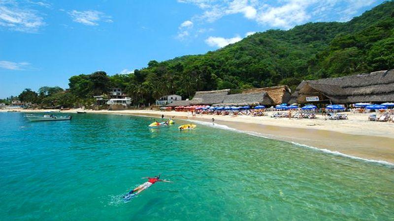 Las Animas Beach - Puerto Vallarta