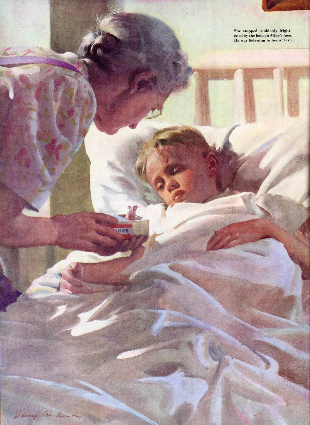 harry anderson chemistry