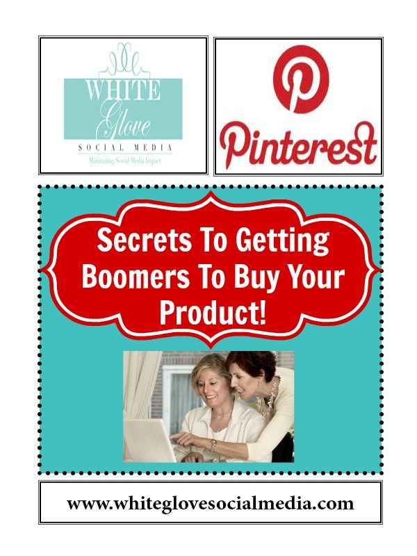 Social Media Marketing: Insights on how baby boomer women ...