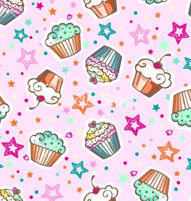Cute Cupcake Wallpaper Babangrichie Org