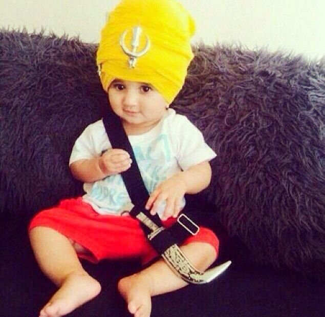 b2897c51 A little Sikh boy. | Sikhism of India | Sikhism religion, Guru ...