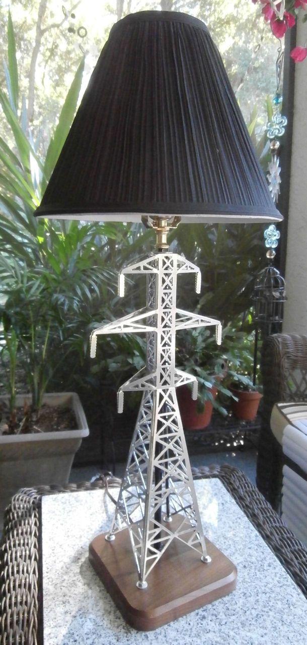 Transmission Tower Lamp Transmission Tower Lamp Lamp Design