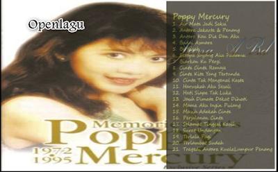 [Tembang Kenangan] Kumpulan Lagu Lama Poppy Mercury Mp3