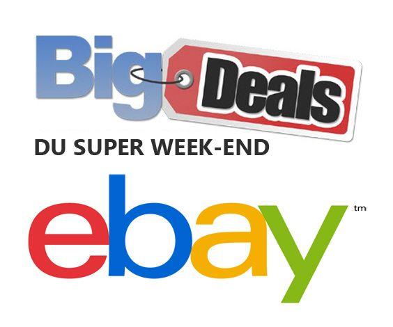 Les Big Deals Ebay Jusqu A 60 De Reduction Voire Plus Reduction