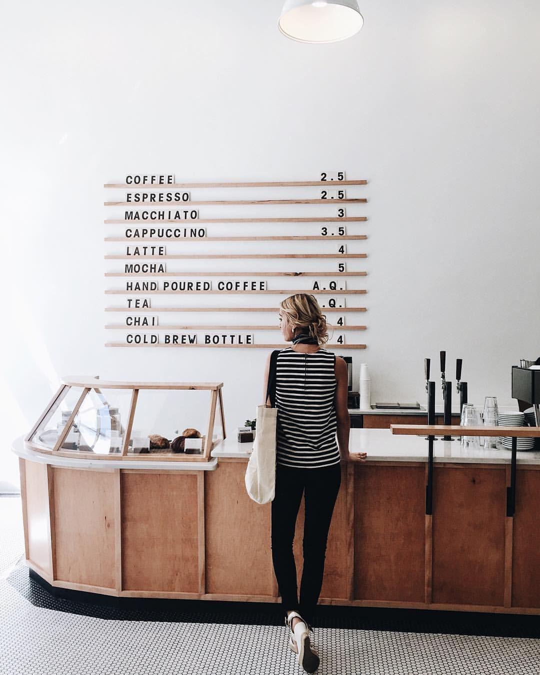 Minimalist Coffee Shop 카페 인테리어 디자인 커피숍 디자인 카페 디자인