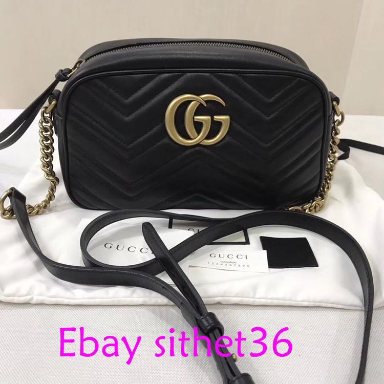 4ccbb2a78fbe GUCCI//Never//Used//Matelasse//Marmont//18cm//Camera//Shoulder//Bag  #fashion #clothing #shoes #accessories #womensbagshandbags (ebay link)