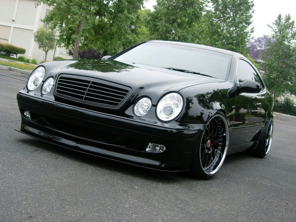 brabus w208 mercedes clk mercedes benz benz. Black Bedroom Furniture Sets. Home Design Ideas
