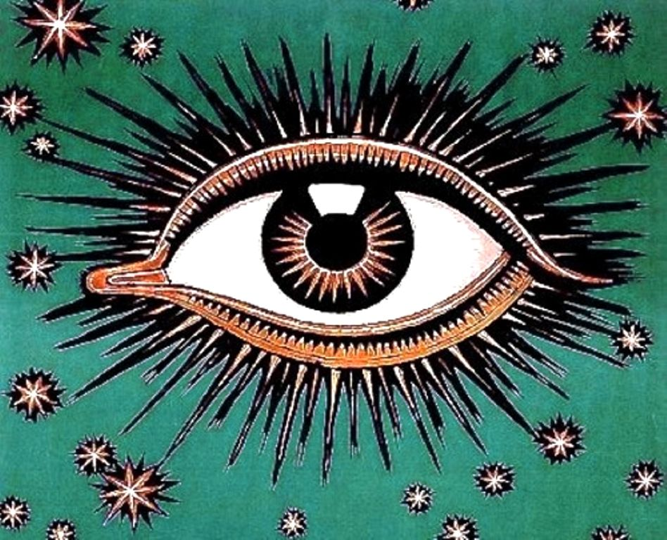 All Seeing Eye | Art in 2019 | Art, Eyes, Psychedelic Art